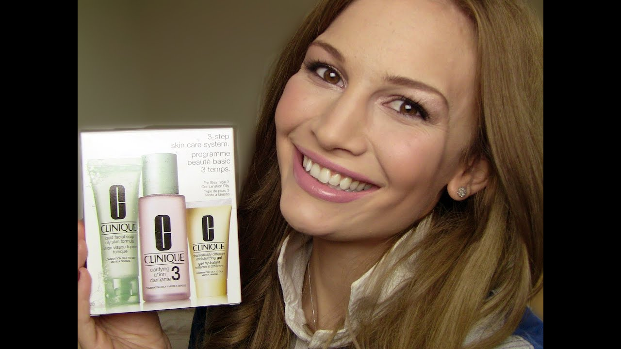 Updated Skincare Routine Oily Combination Acne Prone