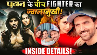 Amidst Pathan Sidharth Anand And Deepika Padukone Kick Starts Fighter With Hrithik Roshan
