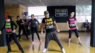 Jax Jones - You Don't Know Me ft. RAYE (Choreography) by THE CREW dance studio