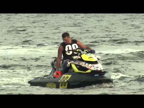 ali komsusu jetski offshore japan sea 1500 km