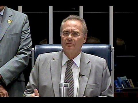 Renan decide manter processo de impeachment