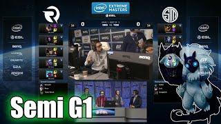 Origen vs TSM | Game 1 Semi Finals IEM San Jose LOL 2015 | TSM vs Origen G1 | TSM vs OG IEM