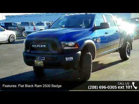 2018 Ram 2500 Power Wagon Dennis Dillon Chrysler Jeep D Youtube