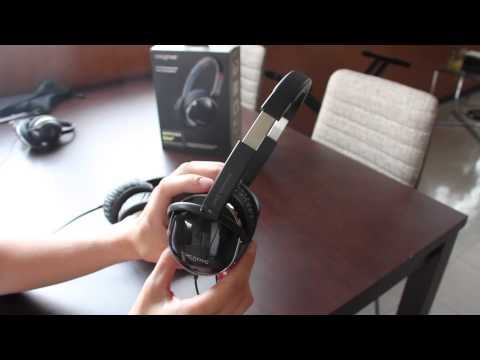 Creative Aurvana Live! Headphones: Unboxing And Review