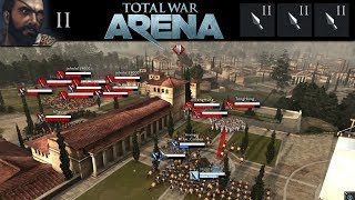 Total War: Arena - Hannibal to the Rescue! (Open Beta Gameplay)