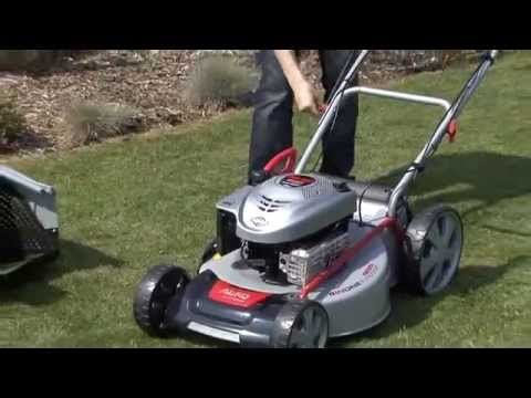 al ko 520br premium lawn mower. Black Bedroom Furniture Sets. Home Design Ideas