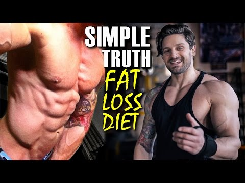 MY SHRED DIET - NO BULLSHIT - UNDERSTANDING EATING FOR FAT LOSS (Part 1)
