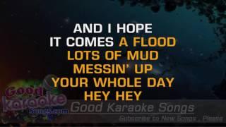 I Hope It Rains - Janna Kramer ( Karaoke Lyrics )