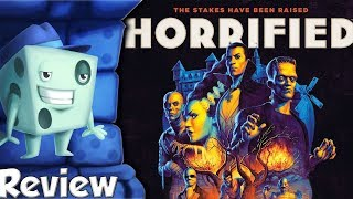 Horrified Review - with Tom Vasel