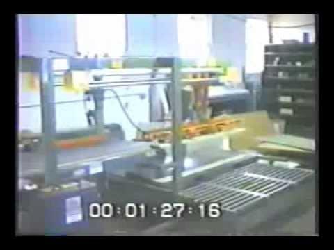 Custom Rollform Products School Bus Rub Rail Rollformer