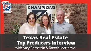Top Producer Interview 10-16-18