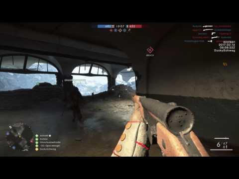 THE RSC 1917! BEST NEW MEDIC WEAPON? Battlefield 1 They Shall Not Pass DLC Gameplay