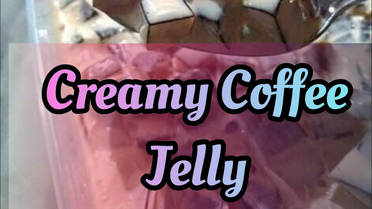 disruptpress_efiCreamy Coffee Jelly