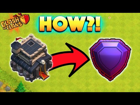 Clash of Clans - HOW TO GET LEGENDS AT TOWN HALL 9! HOW IS THIS EVEN POSSIBLE?! Town Hall 9 Record!