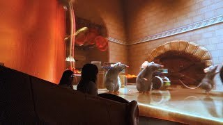 Ratatouille: L'aventure Totalement Toquée De Rémy (on-ride) - Disneyland Paris - 22 June 2014