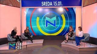 Mina Lazarević i Ivana Knežević: Kume već 18 godina - Među nama, 15.01.2020.