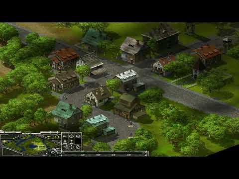 "Sudden Strike - Germany Campaign - Mission 2: ""Commandos""  "