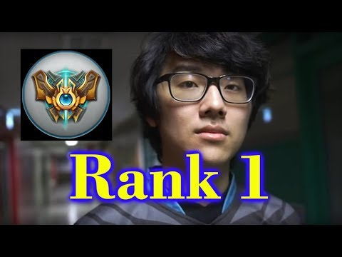 How Olleh Got Rank 1 as a Support Main