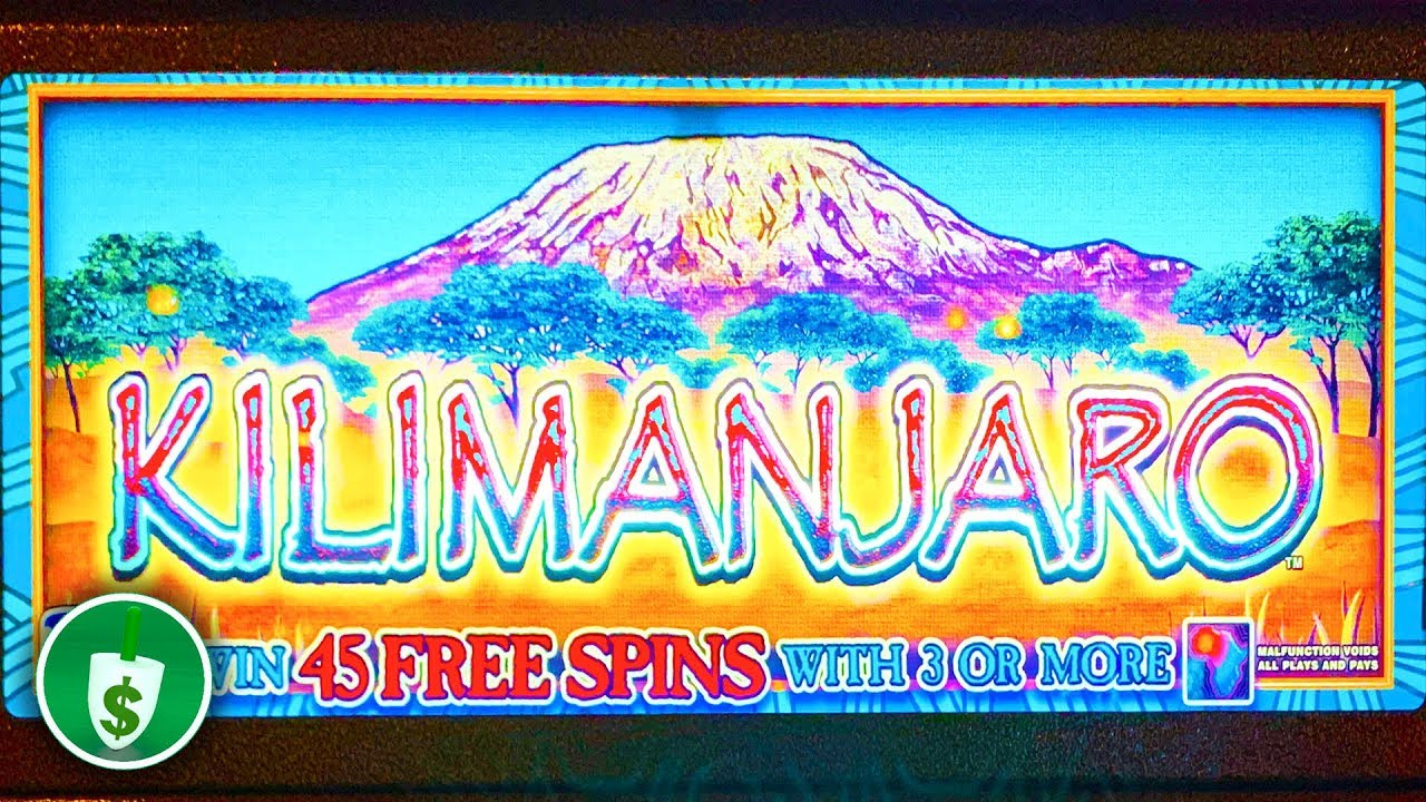 Kilimanjaro Slot Machine