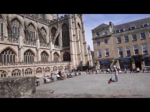 Bath, United Kingdom Roman Baths!