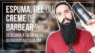 Deve barbear você de fazer creme barba com a