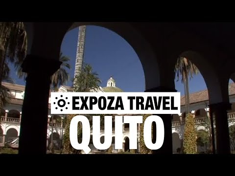 Quito (Ecuador) Vacation Travel Video Guide