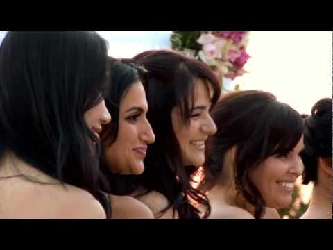 Wedding Video at the Jonathan Beach Club in Santa Monica