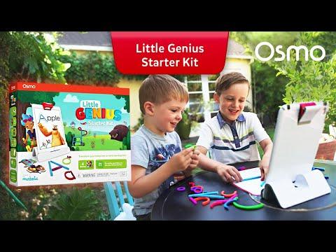 New from Osmo: The Little Genius Starter Kit