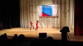 "Gambar cover Kashcheeva Darya, Gusarov Alexei club ""Continent"", Moscow, acrobatic rock-n-roll"