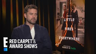 Joshua Jackson Opens Up About Having Parenthood Anxiety | E! Red Carpet & Award Shows
