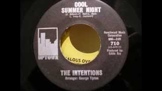 intentions cool summer night uptown
