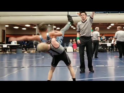 🥇🥇Kid Wrestling Champion Highlight Video🥇🥇 State Champ (7 Years Old)