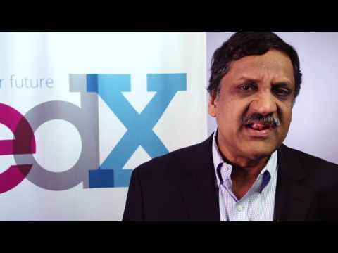 edX CEO Anant Agarwal congratulates Xuetangx Third Anniversary
