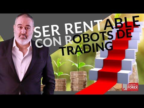 Trading Automático: Cómo ser rentables en Trading con robots en Forex - Expert Advisors MT4