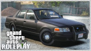 GTA 5 ROLEPLAY - Buying Used Cop Car!! | Ep. 159 Civ