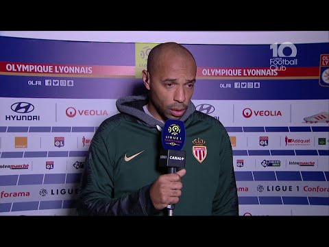 La réaction de Thierry Henry