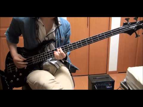 X JAPAN 紅(kurenai) bass cover