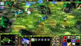 Warcraft III Part 28 - Night Elf 4