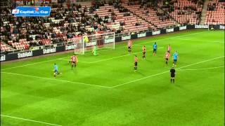 Video Gol Pertandingan Sunderland vs Stoke City