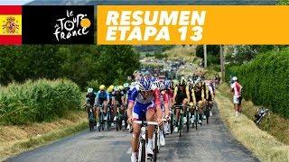 Resumen - Etapa 13 - Tour de France 2018