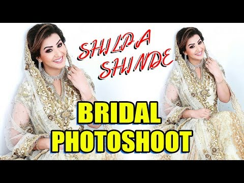 Shilpa Shinde BRIDAL PHOTO SHOOT Goes Viral