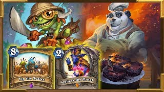 Hearthstone: Highlander Murloc Chef Nomi Paladin | ZEPHRYS | | Saviors Of Uldum New Decks