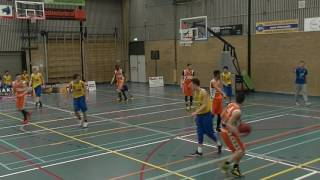 28 january 2017 Rivertrotters U22 vs Faimount U20 70-67 2nd period