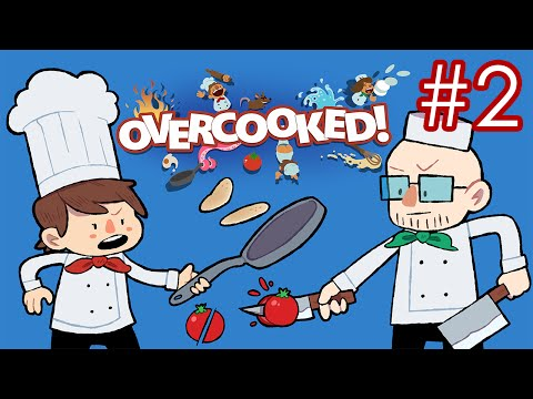 Overcooked with Northernlion [Episode 2]
