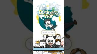 Business war / #1 / getting started
