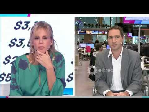 Economia Argentina explica Martin Lousteau en #DDM 07/05/18 Mariana Fabbiani