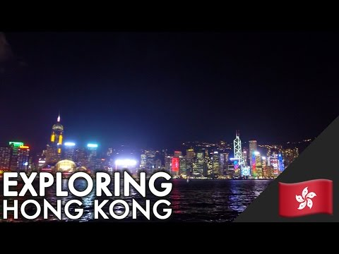 Exploring Hong Kong | #vlogsgiving