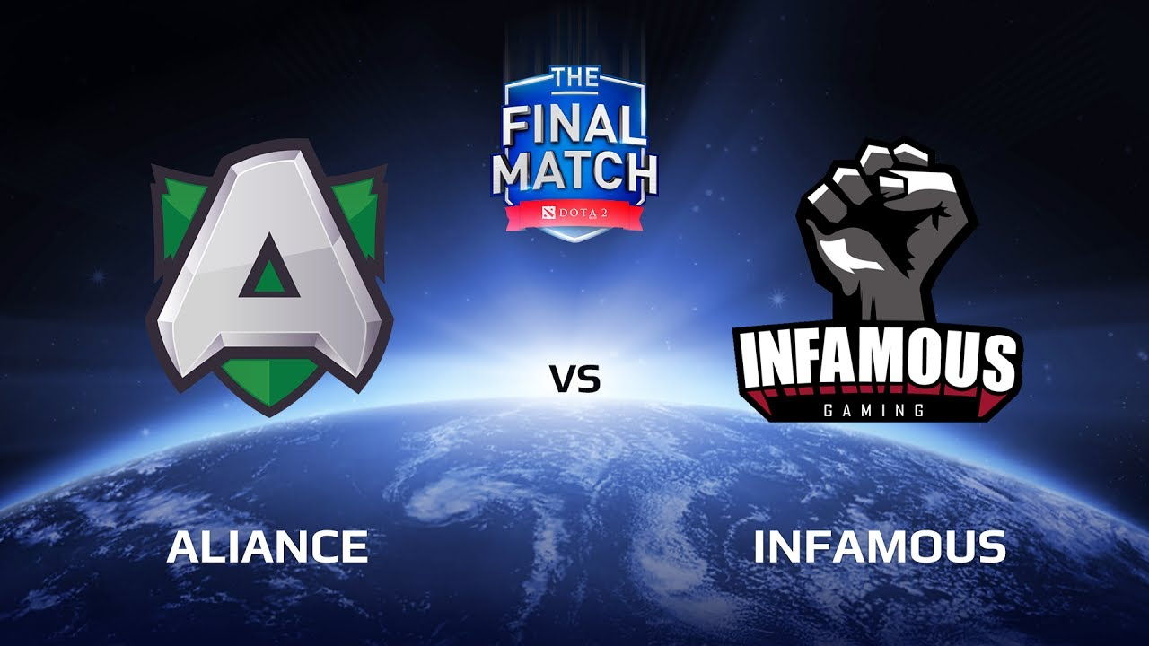 Alliance vs Infamous, The Final Match LAN-Final, Group B