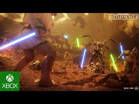 Star Wars: Battlefront 2 Gets Obi-Wan Kenobi