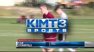 Soccer, Volleyball highlights from Monday